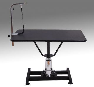 Hydraulic Grooming Table Adjustable Pet Dog Cat Grooming New