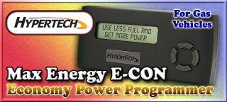 HyperTech Max Energy E CON Power Computer Chip Programmer 5. 5.2 5.7 5