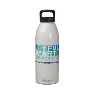 Endthebacklog.org Water Bottle