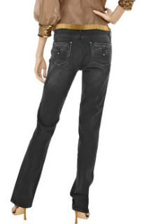 Twenty8Twelve by s.miller Sav mid rise straight leg jeans   88% Off