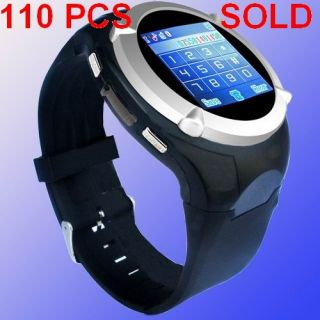 Watch Cell Phone Mobile Unlocked Camera  at T MQ998B