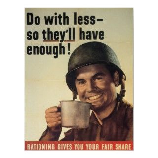 Vintage Uncle Sam Freedom WWII Poster Art
