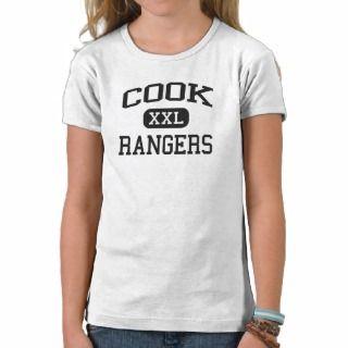 Cook   Rangers   Junior   Houston Texas Shirts