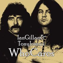 WHO CARES whocares Ian Gillan and Tony Iommi 2 CD DEEP PURPLE & BLACK