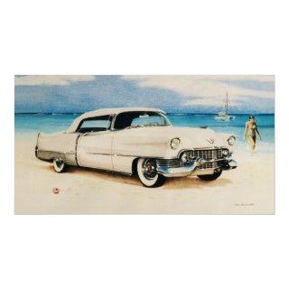 1954 Cadillac Eldorado Biarritz Print