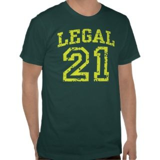 Funny 21st Birthday T Shirts, Funny 21st Birthday Gifts, Art, Posters
