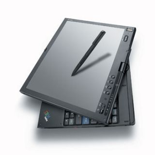 IBM Lenovo X41 Tablet PC Laptop Notebook 1 5GHz Centrino 40Gb HD 1 5Gb