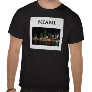 Love Miami T shirts, Shirts and Custom I Love Miami Clothing