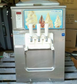 Coldelite UC 1131 Soft Serve Ice Cream or Italian Ice Machine