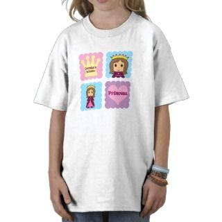 Grandpas Little Princess T Shirts