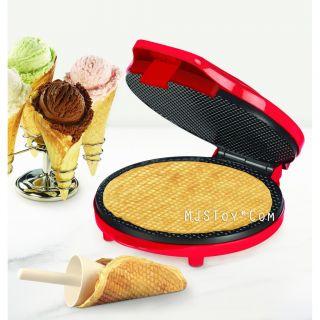 13468 Ice Cream Waffle Cone Maker Fresh Homemade Waffle Cone