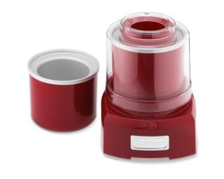 William Sonoma Cuisinart Ice Cream Maker w Extra Freezer Bowl