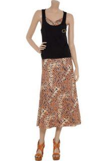 Gryphon Love silk satin dress