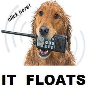 Icom M36 Handheld VHF Radio Floats Waterproof IC M 36