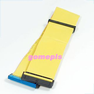 Heads Hard Disk Drive HDD IDE ATA Ribbon Cable for PC