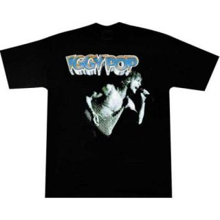 Iggy Pop Raw Power T Shirt