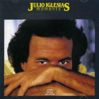 Julio Iglesias Moments Korea CD SEALED