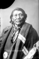 Canvas Art Portrait Ignacio Indian Chief Native American Circa 1898