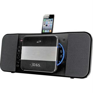 iLive Speaker System With CD Player And iPod /iPhone Docking Station