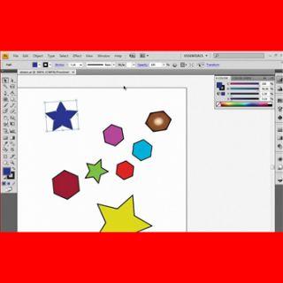 Adobe Illustrator & InDesign CS4 Training 25 hrs 2 dvds 400 Tutorials