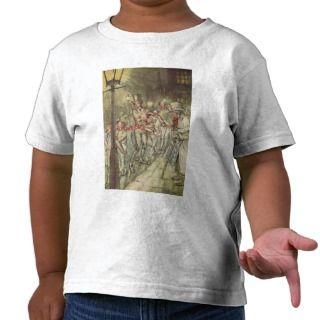 Bob Cratchit went down a slide on Cornhill T Shirt