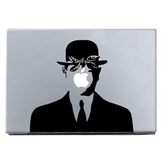 padrão de homem proteger adesivo de pele para 11 13 15 macbook pro