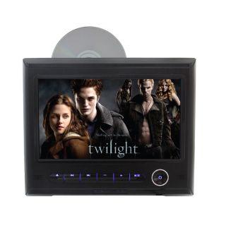 HD 9Digital LCD in Car Headrest Monitor Video DVD SD USB Player Fast