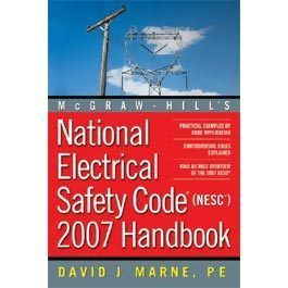 National Electrical Safety Code Handbook Nesc 6th Edition 0738149306