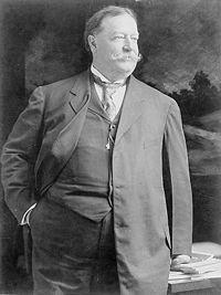 1908 1913 BW Photo Whistle Stop William Howard Taft Passenger