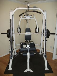 IMPEX Iropn Grip Strength Deluxe Smith Machine IGS 5100 Work Out