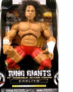 WWE World Wrestling Ring Giants Carlito Action Figure