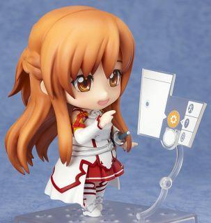 Good Smile Company GSC Nendoroid Sword Art Online Asuna Yuuki 10cm