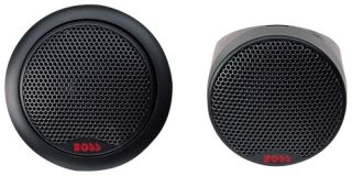 Boss Audio TW 25 New 1 inch Silk Dome Tweeter 250W Neodymium Surf