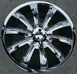 22 inch Incubus Wheels Rims Cadillac DeVille El Dorado