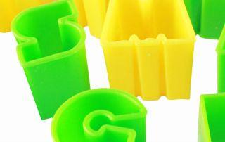 de Forma de Letras Para Pastel y Galletas (26 unidades) #00367372