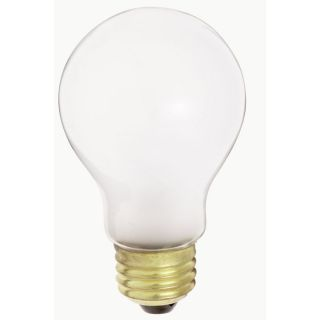 NEW Satco S5012 75W 12V A21 Frosted E26 Base Incandescent light bulb