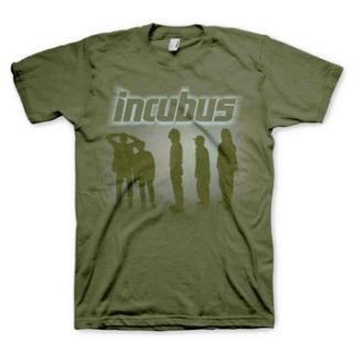 Incubus Band Logo Rock Music Official T Shirt Brand New Sizes s M L XL