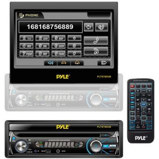 Pyle Indash 7 DVD Receiver Car Stereo