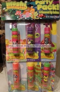 Balm Moshi Monsters Party Pack Gift Set Lot Individual Cards