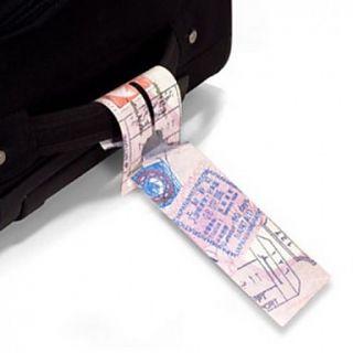 EUR € 29.43   tag viagem criativa rasgar o papel (transporte