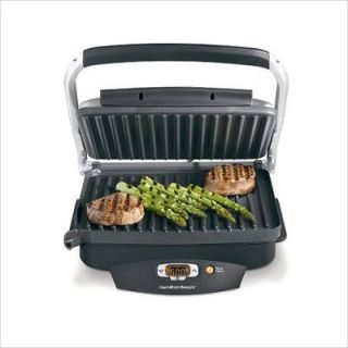 Hamilton Beach Super Sear Nonstick Indoor Grill 25331