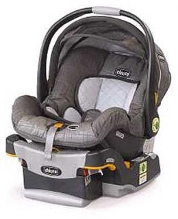 Chicco KeyFit 30 Rear Facing Infant Car Seat w Base Cubes