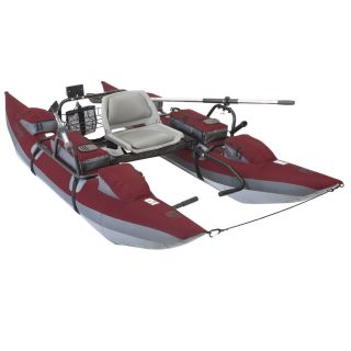 OSWEGO PONTOON INFLATABLE BOAT CLASSIC ACCESSORIES TROUT FISHING 32