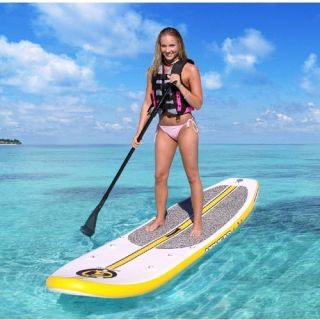 Kwik Tek Ahsup 1 Airhead Inflatable NA Pali Sup Stand Up Paddleboard