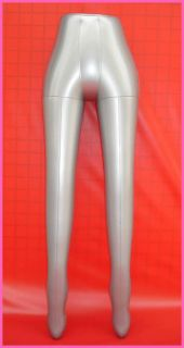 Pants Trousers Stocking Inflatable Mannequin Dummy Torso Model
