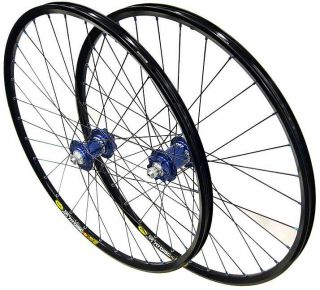Mavic 717 Chris King Blue Mountain Bike Wheelset 26er