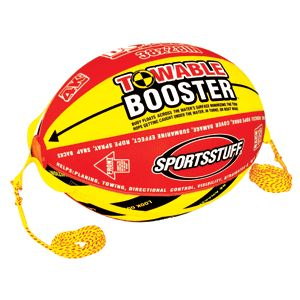 SportsStuff Booster Ball Inflatable Towable Water Tube Towing System