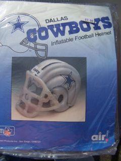 Dallas Cowboys Inflatable Football Helmet