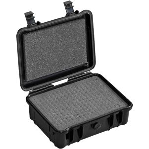 Instrument Camera & Gun Cases, Waterproof & Pressure Purging, New Age