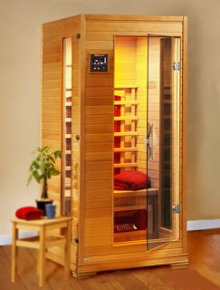 Atlantic Infrared Sauna 1 Person Ceramic Heater AT2400